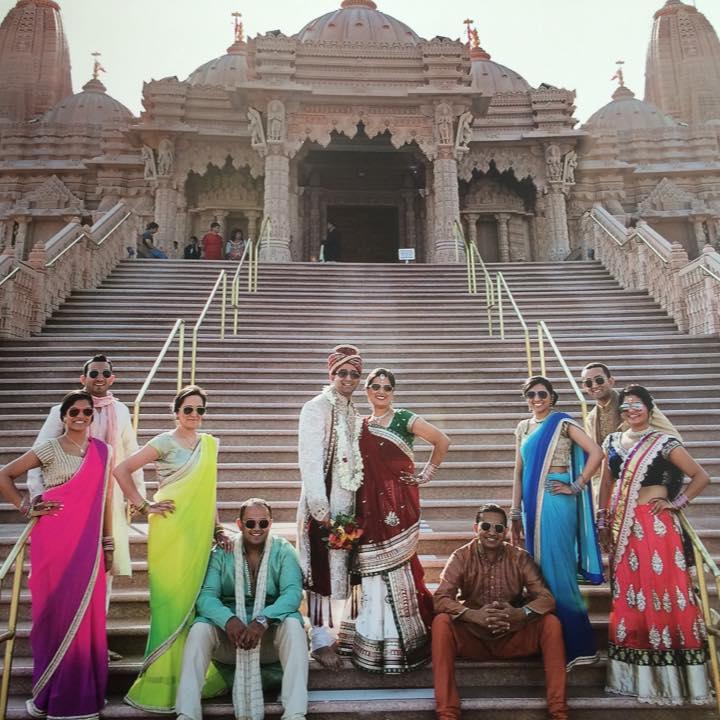 Brinda and Pratik 2 – Indian Wedding Venues: Southern