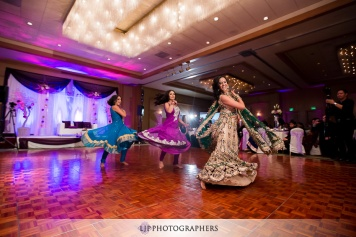 Check out the chandelier, sweetheart table and seating: the Sheraton Cerritos
