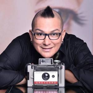 Oscar Naranjo has been doing makeup for desi weddings for 14 years.