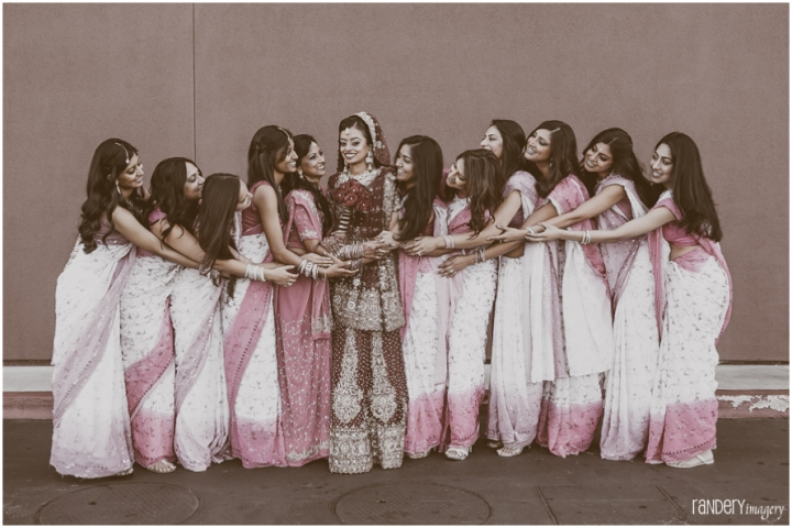 14-Anaheim-Embassy-Suites-orange-county-indian-hindu-gujarati-wedding-photographer-bridesmaids-saree-photos