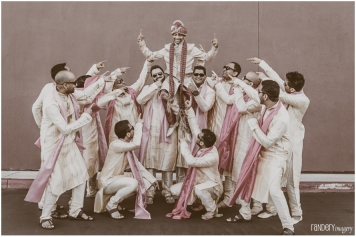 15-Anaheim-Embassy-Suites-orange-county-indian-hindu-gujarati-wedding-photographer-groomsmen-sherwani-dupatta-photos