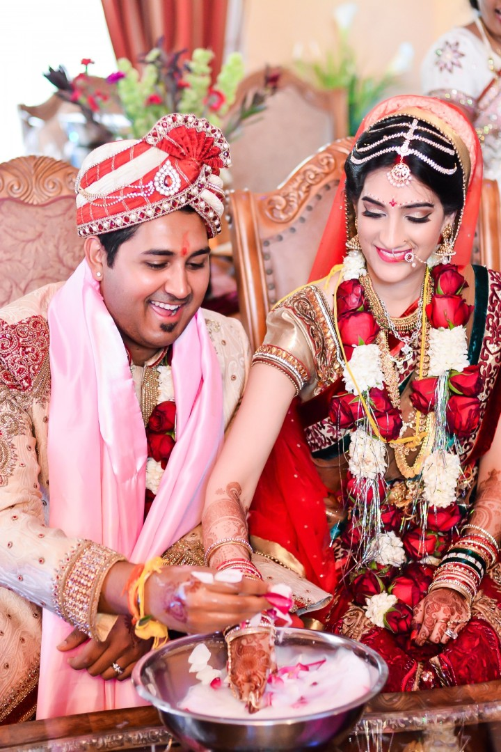The Ring Game At South Asian Weddings Indian Wedding
