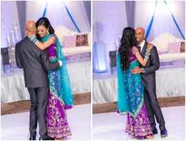 40-Anaheim-sheraton-park-orange-county-indian-hindu-reception-photography-bride-purple-teal-lehnga-photos