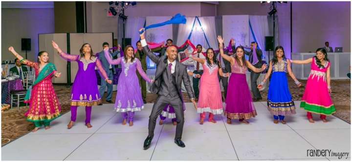 47-Anaheim-sheraton-park-orange-county-indian-hindu-reception-photography-groom-surprise-dance-photos