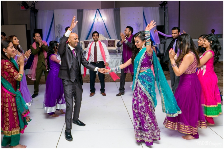 48-Anaheim-sheraton-park-orange-county-indian-hindu-reception-photography-groom-surprise-dance-photos