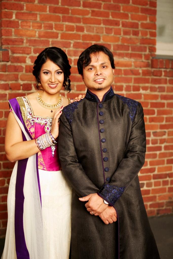 Barnali and Bikash