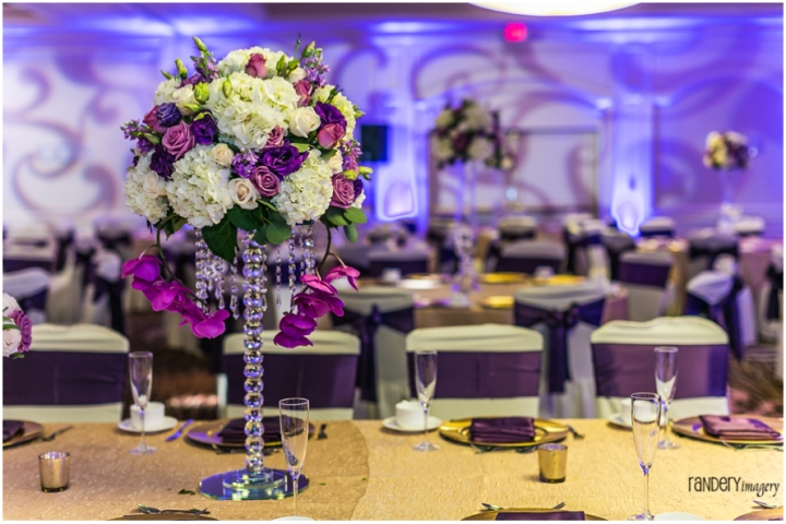 52-hilton-irvine-Orange-County-indian-reception-photography-stage-centerpiece-decor-ballroom