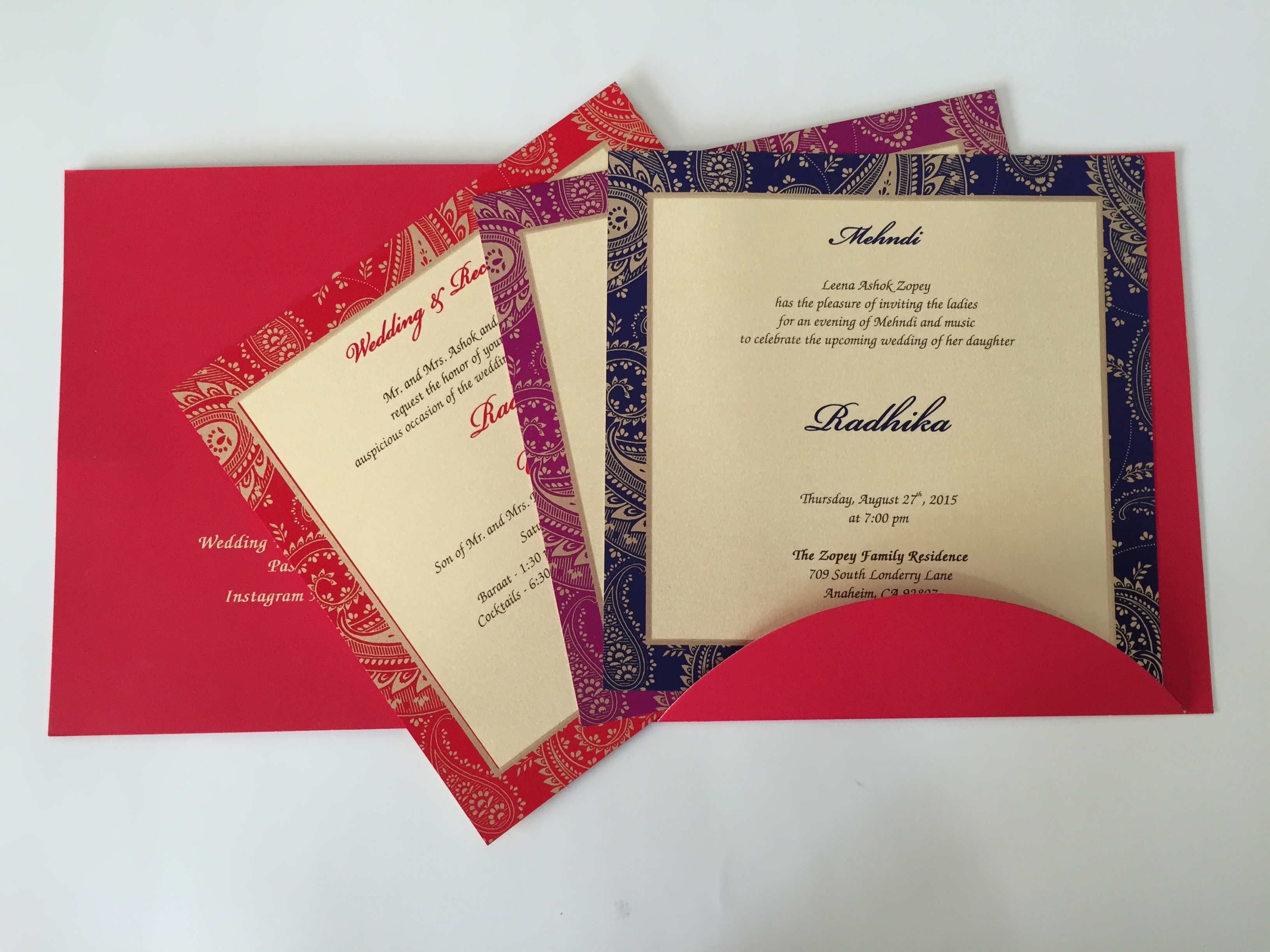Wedding Pro Spotlight: PD Invites; Conversation with Panil Dalal ...