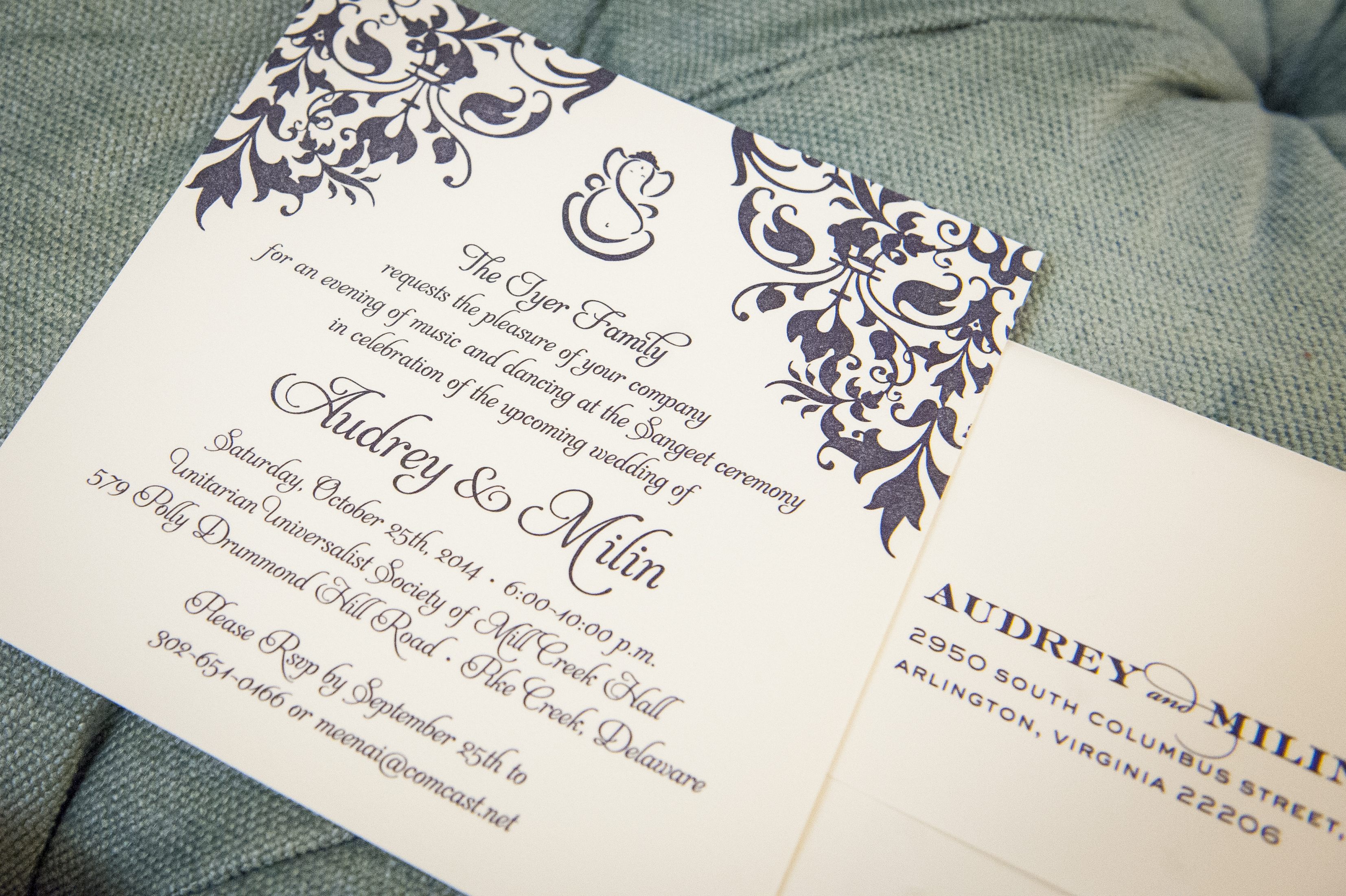 DC-themed wedding at the historic Willard Intercontinental, Audrey ...