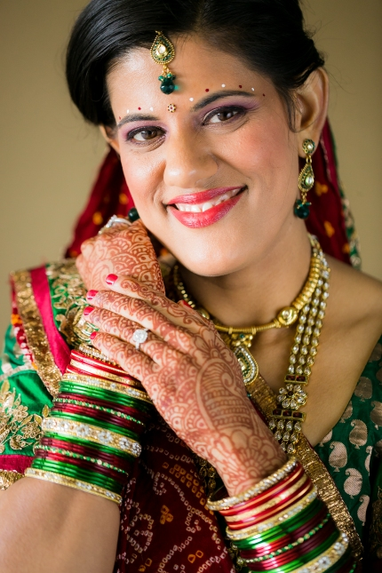 Newport-Beach-Indian-wedding-South-Asian-ceremony-Hindu-Jain-photoshoot-bride-makeup
