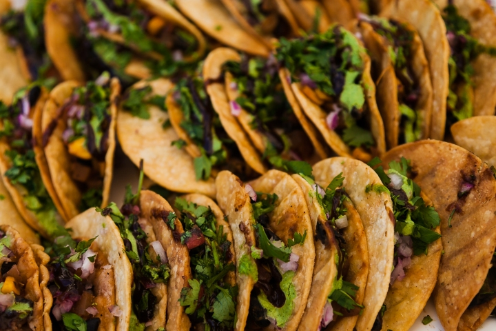 Newport-Beach-Marriott-Indian-Wedding-Photography-vegetarian-tacos-Artesia