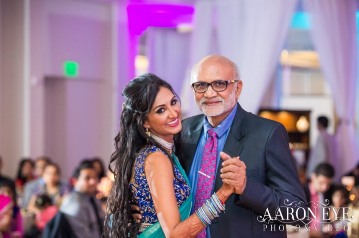 Reha-Vijay-Newport-Beach-Marriott-South-Asian-wedding-Indian_wedding-Hindu-Jain-North_Indian-father-daughter-dance-balroom-Arron-Eye-Photography