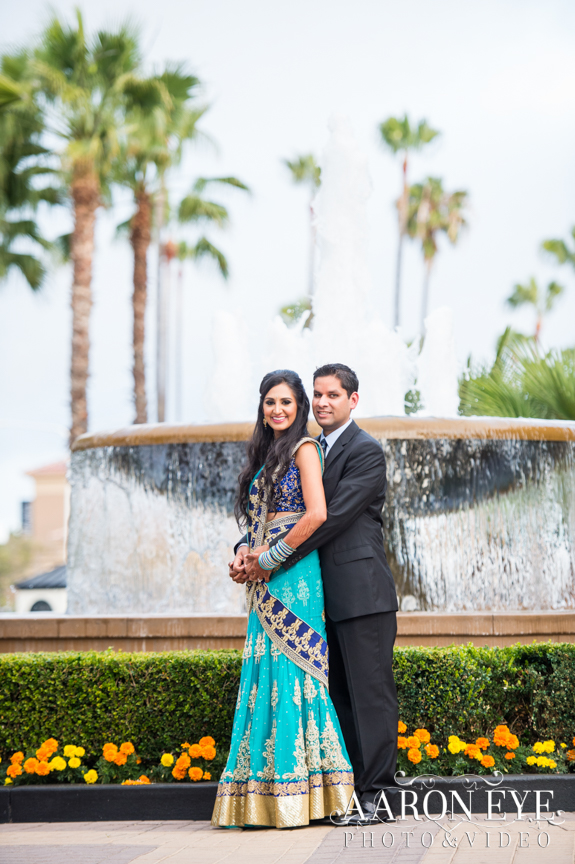 Reha-Vijay-Newport-Beach-Marriott-South-Asian-wedding-Indian_wedding-Hindu-Jain-North_Indian-reception-water-fountain-Arron-Eye-Photography-DJ-Sukh.jpg