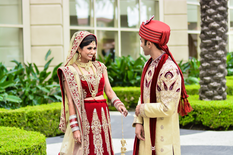 Shilpa Utkarsh Indian Wedding Venue Hindu Ceremony Lehenga