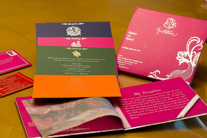 Party Bus Cinderella Coach Book Invitations and more Shveta and – Indian Wedding Cards Vancouver