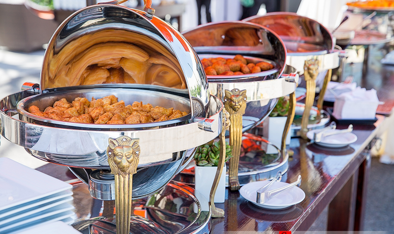 Indian Wedding At Hotel Irvine With Vegetarian Catered Food