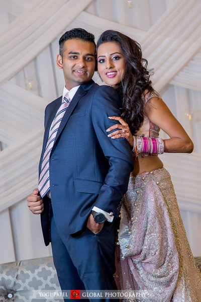 Indian wedding at Hotel Irvine