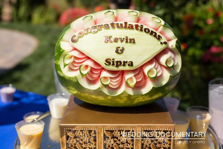 Sipra_Kevin_Sipra_Kevin_Indian-wedding-family-lehenga-sherwani-sera-mandap-Hindu-multicultural-Bengali-Gujarati-watermelon