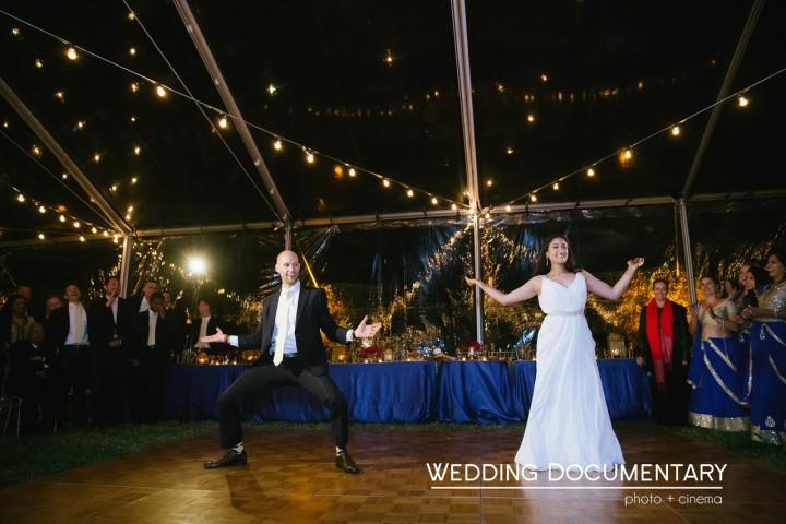 Wedding-Sipra-Kevin-Indian-wedding-venue-family-lehenga-sherwani-sera-mandap-Hindu-multicultural-Bengali-Gujarati-bride-groom-dance