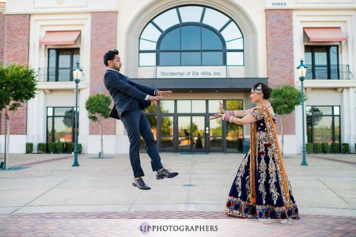 Funny Indian wedding photo 1
