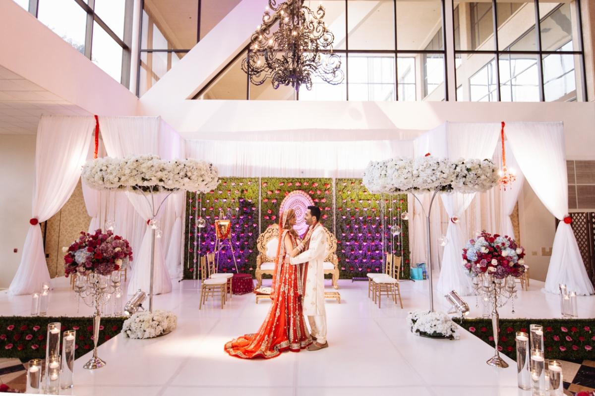 Bridal Train Lehengas Indian Wedding Venues Southern