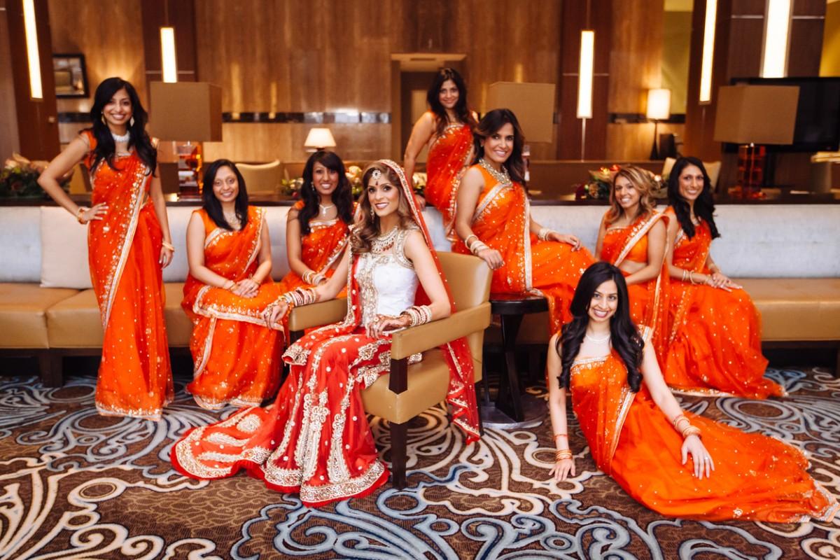 Asian Bridesmaids 91
