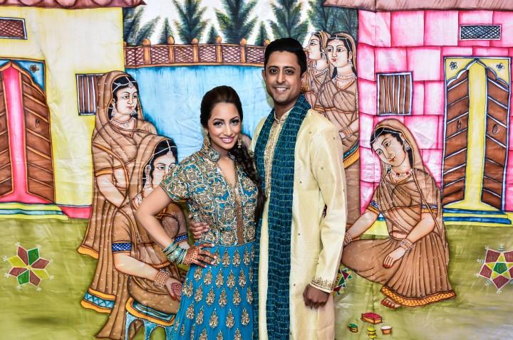 Neena-Chintan-Indian-wedding-venue-bride-sangeet-lehenga-sherwani