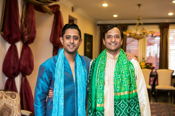 Neena-Chintan-Indian-wedding-venue-Hotel-Irvine-wedding-ceremony-groom-dad