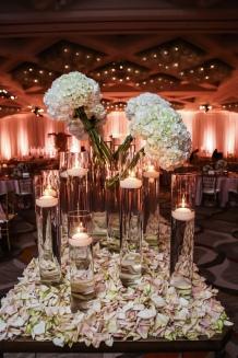 Neena-Chintan-Indian-wedding-venue-Hotel-Irvine-wedding-ceremony-Hindu-dense-flower-decor