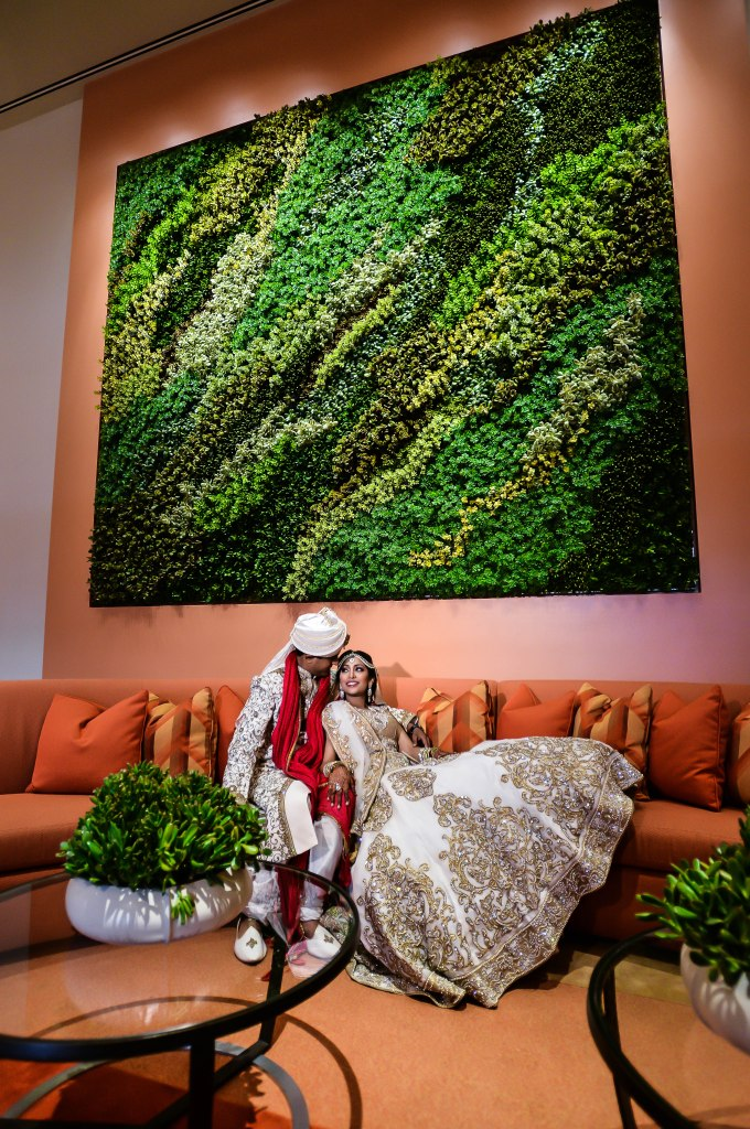 Neena-Chintan-Indian-wedding-venue-Hotel-Irvine-wedding-ceremony-sitting-couch