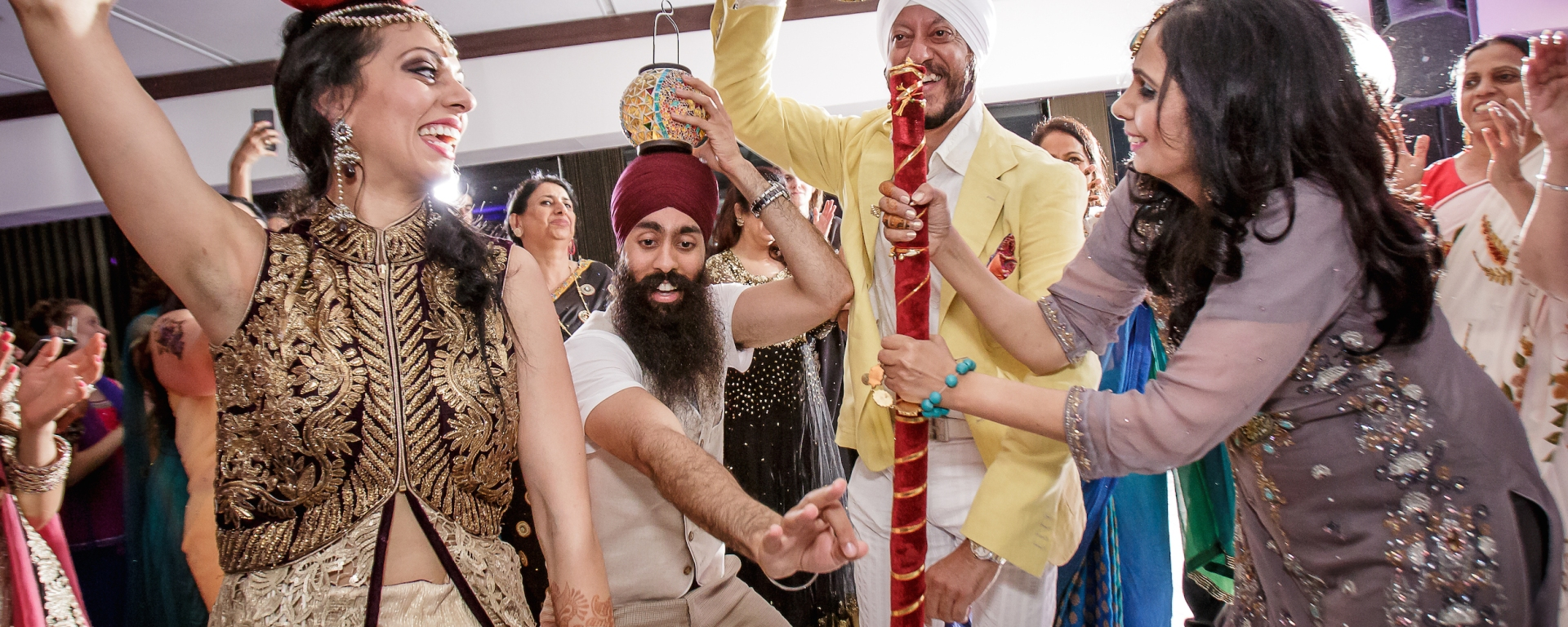 Jaggo at Punjabi Weddings – Indian Wedding Venues: Southern