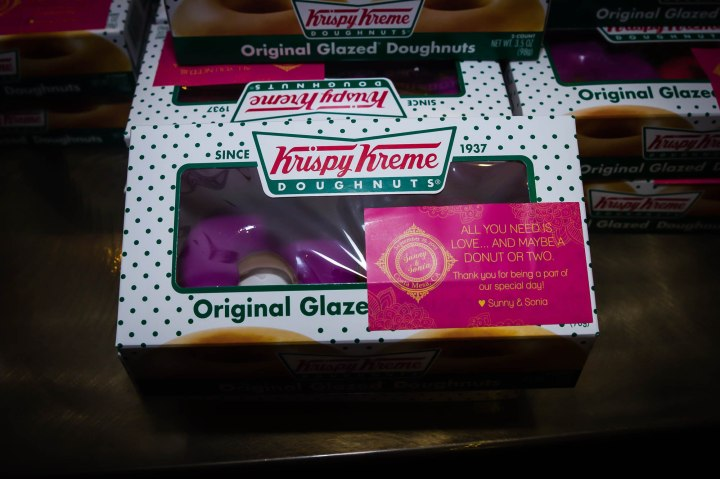 Sonia-Sunny-Indian-wedding-venue-Krispy-Kreme