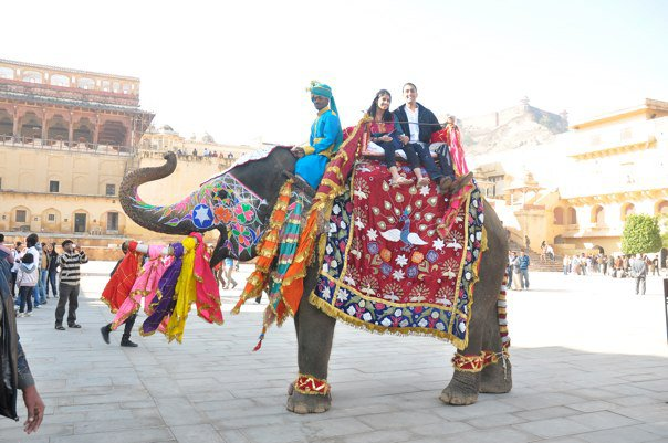 Whisked Me Away To Rajasthan Meera Anurags Proposal Story