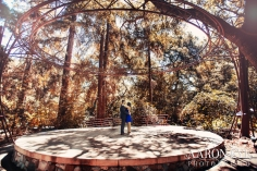 Engagement photo session in Pasadena