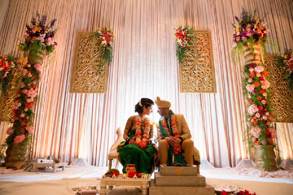 Sheela Nikhil S Maharashtrian Wedding San Jose Ca