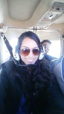 Shailvi-Ankit-helicopter