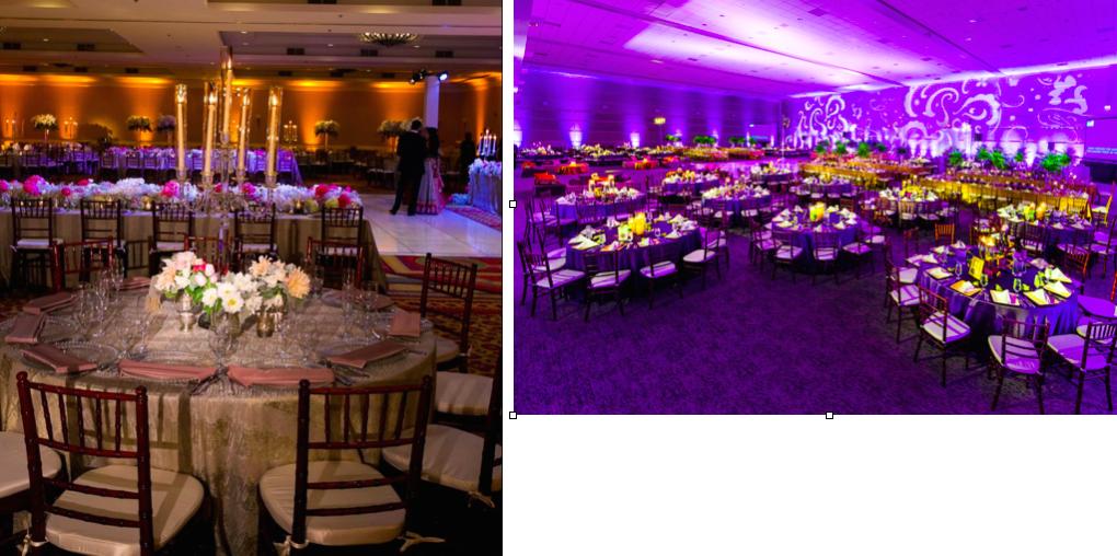wedding reception room layout wedding reception room