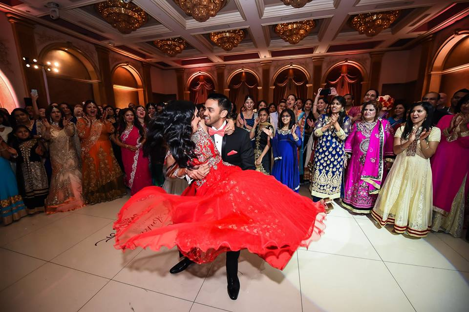 It All Started On The Dance Floor Mala And Sandeep Get Engaged