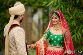 Indian-wedding-venue-Hotel-Maya-Jain-ceremony-outdoor-wedding-Palak-Vaibhav