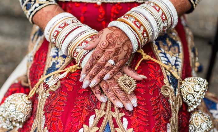 Significance Of A Punjabi Brides Choora
