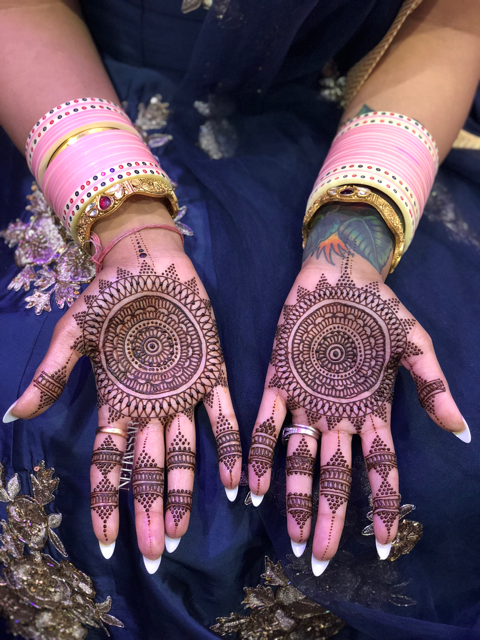 ShaadiShop's 2020 South Asian Social Calendar: Wedding Date