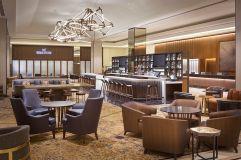 20-81-Indian-wedding-venue-San-Francisco-Parc 55-Hilton-Registration-Hotel-Lobby-Restaurant-Herb-n-Kitchen